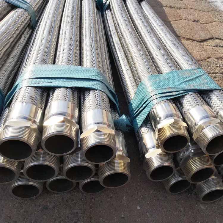厂家直销-四氟金属软管-金属软管- 中美 -量大从优