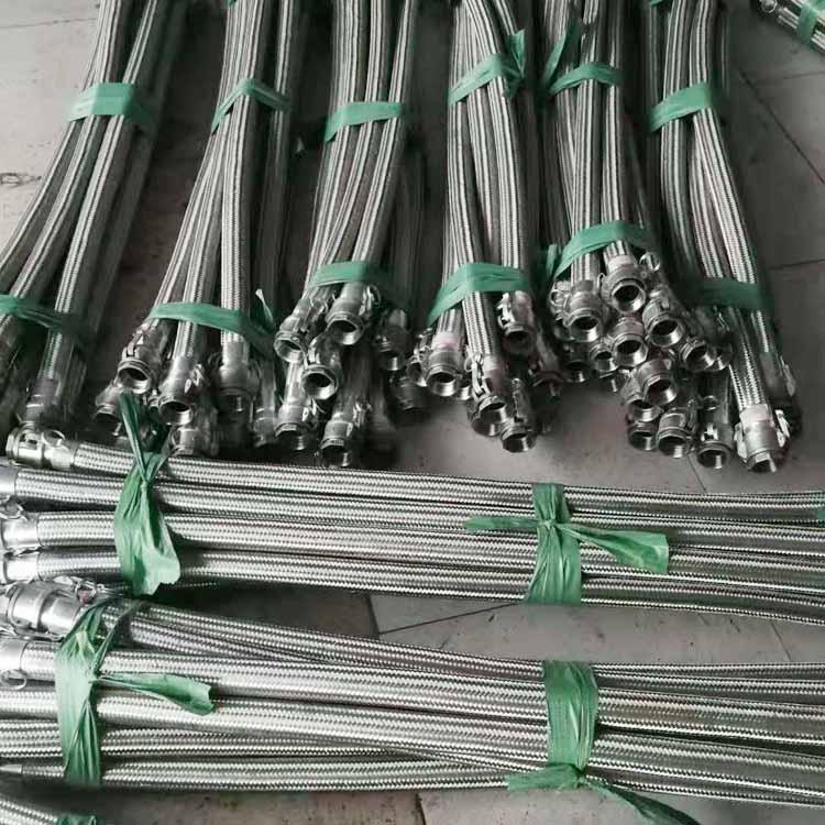 厂家直销-编制金属软管-金属软管- 中美 -量大从优