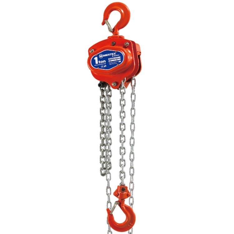 泰立钢丝绳索具 优质厂家供应起重手拉葫芦 手拉葫芦批发商推荐