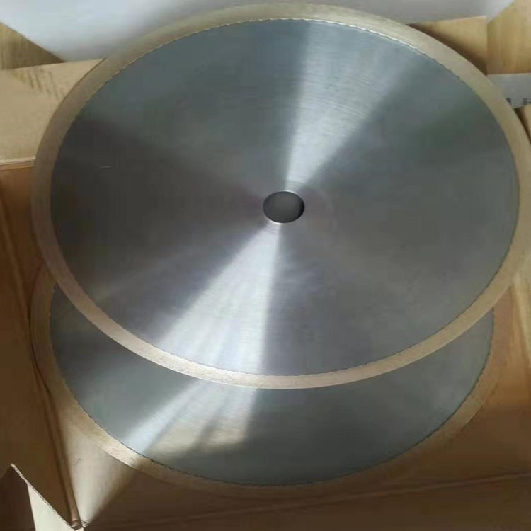 树脂钻石砂轮供应平型金刚石砂轮可定制