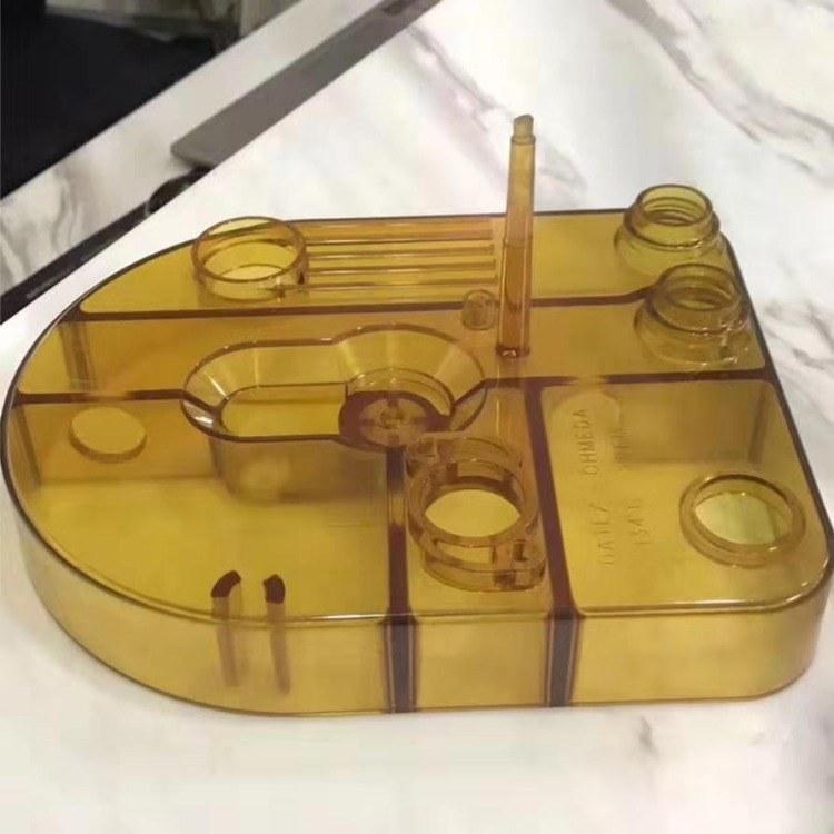 上海绍晴模具专业制造亚克力透明产品 模具开模塑料件开模 生产注塑加工一体