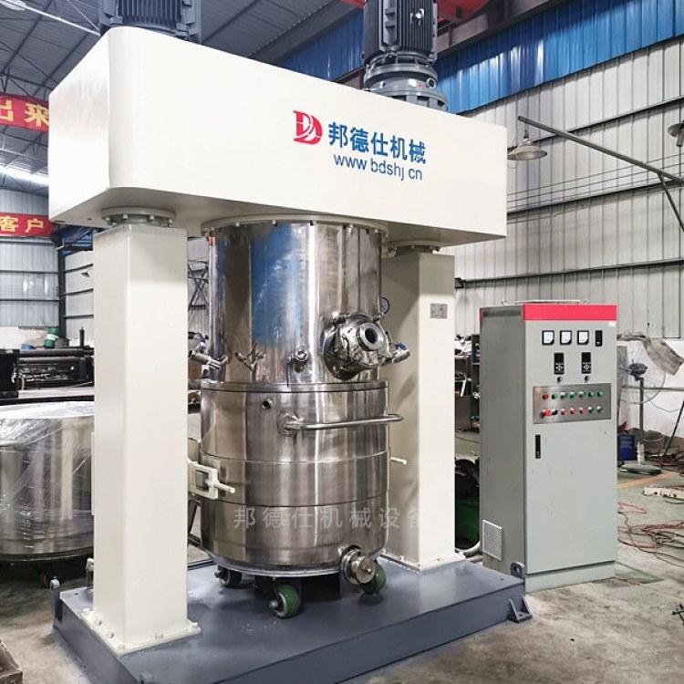 供应湖南600L行星动力混合机 导热硅胶混合机 导热硅胶生产线