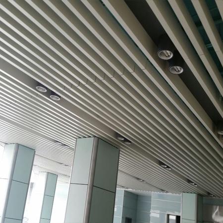 浩邦金属装饰家装铝方通供应商 欢迎订购铝方通厂家供应