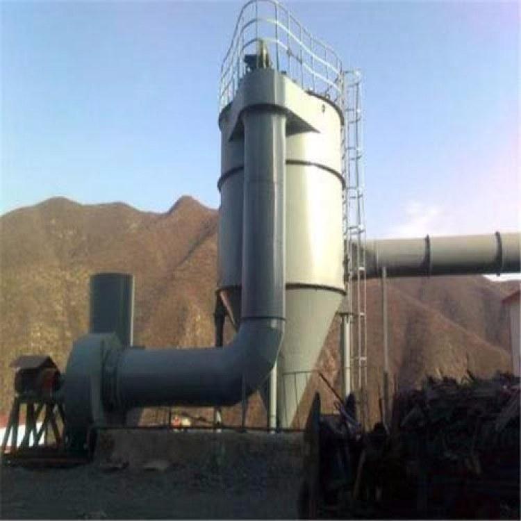XF- 2000木工车间旋风除尘器 粉尘处理 陶瓷多管旋风除尘器