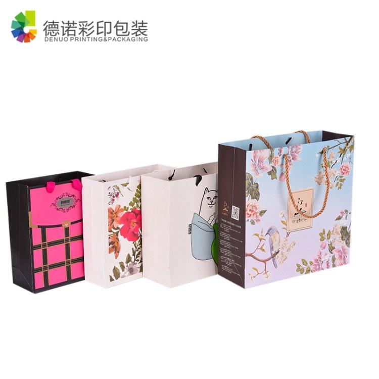 定制礼品袋德诺包装广州佛山厂家订做