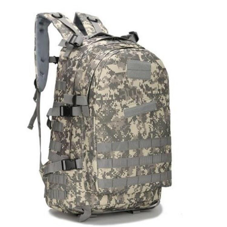 厂家直销迷彩背囊 生活携行具双肩背包 迷彩户外旅行登山包