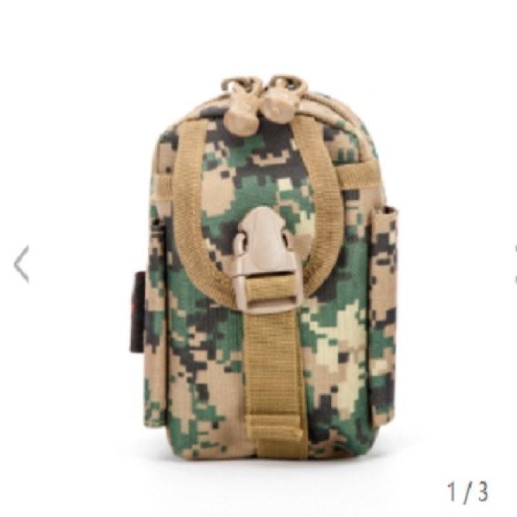 厂家直销迷彩背囊 腰包战术配包 拓野厂家发货