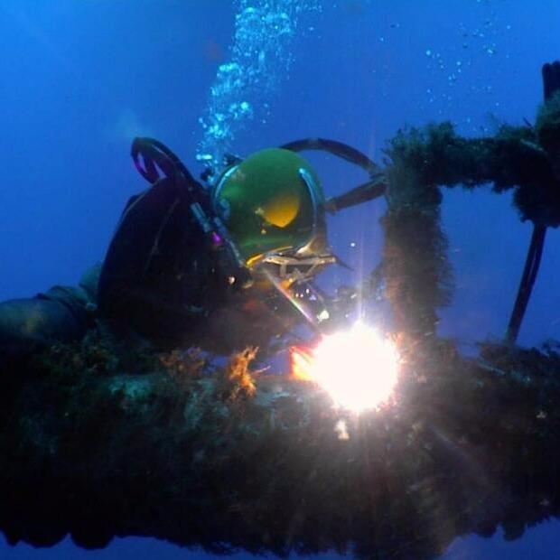 潜水作业施工队伍 24小时在线服务水下施工