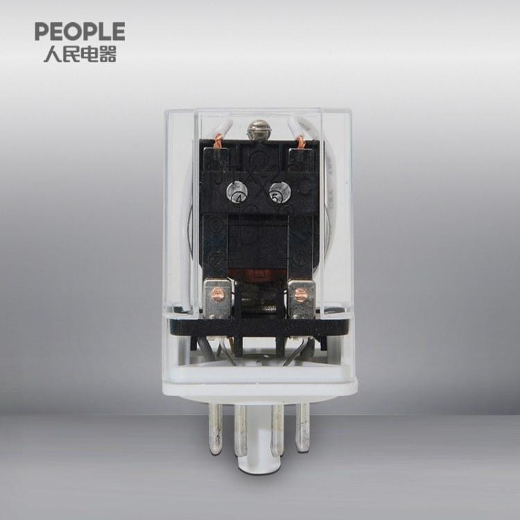 中国人民电器旗舰店JTX 2C AC220V系列通用电磁继电器