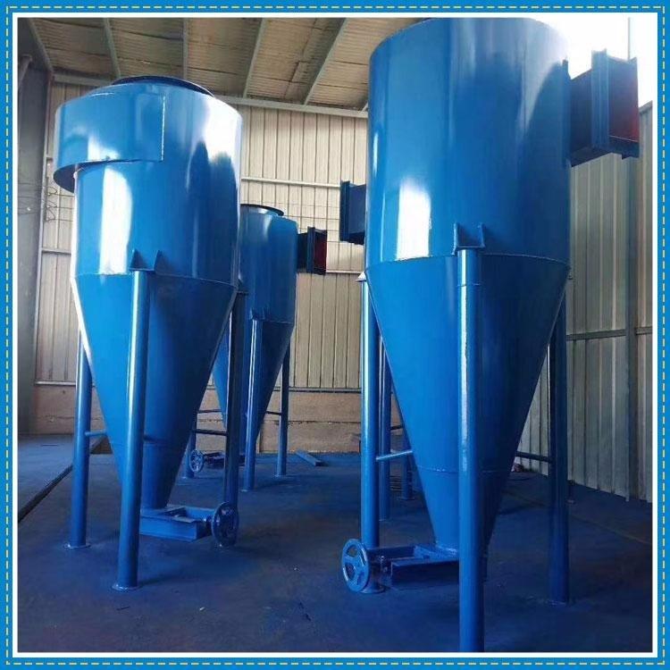 木工小型旋风筒式除尘器多管-XLT/A型-CLT/A型旋风除尘器生产厂家