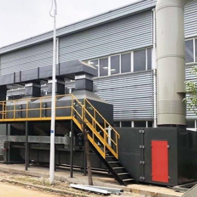 ROC催化燃烧炉 VOCS废气处理 催化燃烧废气处理设备