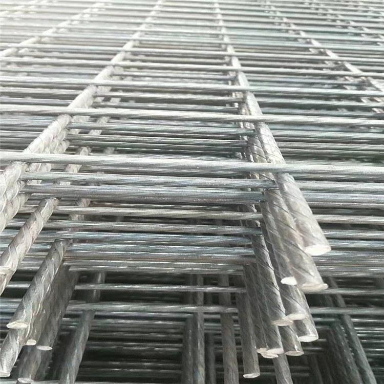 建筑网片厂家现货直销外形尺寸1*2米5*5孔3.0mm电焊网片