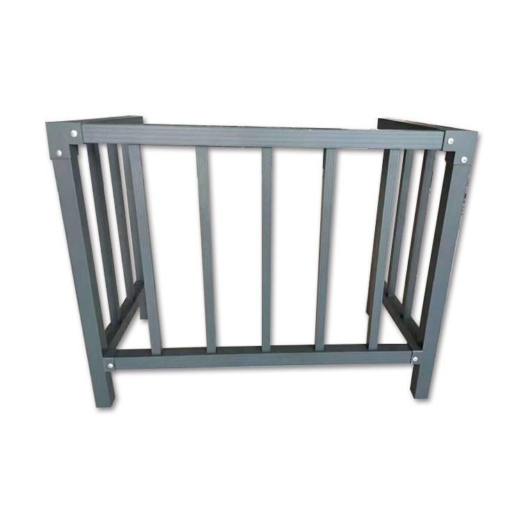 中悦锌钢护栏 锌钢围栏 定制室外 质量可靠 性能好