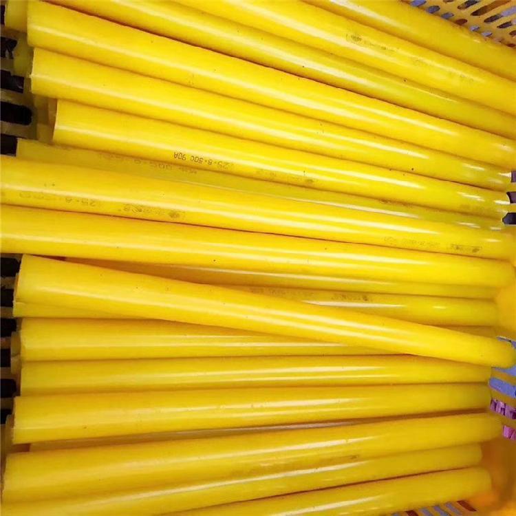 水绿色PU棒板 优力胶板棒 防震垫厂家批发 大量现货