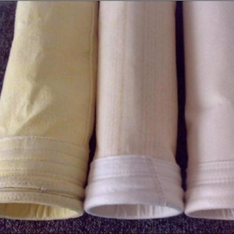 PTFE除尘布袋 耐高温滤袋 耐酸碱布袋 热电厂除尘滤袋 拒水防油涤纶针刺毡