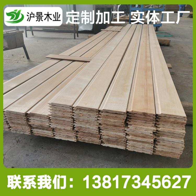 沪景加拿大铁杉建筑工程木方 桥梁专用枕木 机械垫木 工程木跳板