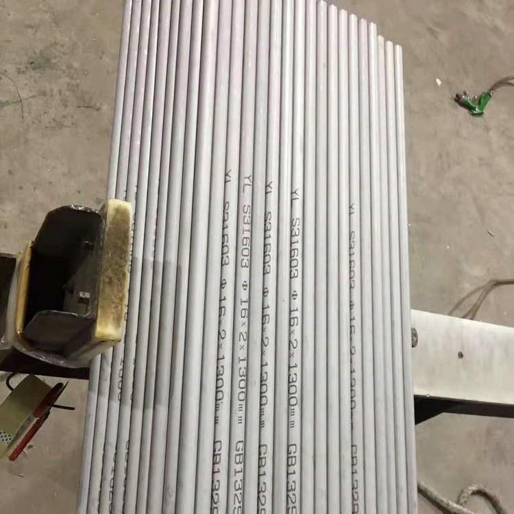 牡丹江TP304美标不锈钢管 304精抛管价格 益宏无缝管