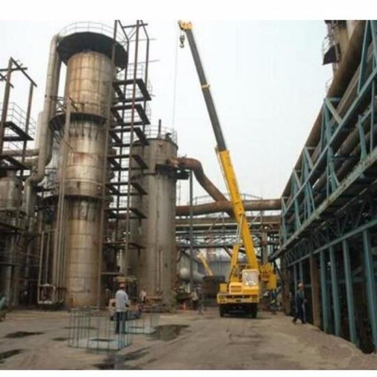 宁波大酒店设备回收 宁波钢结构厂房拆除