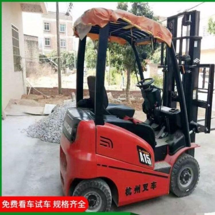 工廠車間倉庫物流專用電動叉車-1噸2噸合力品牌坐式電動叉車