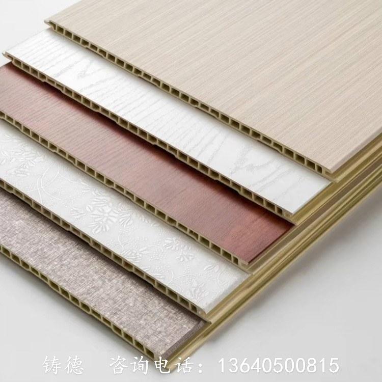 重庆集成墙板 铸德 重庆竹木纤维集成墙板 设计安装
