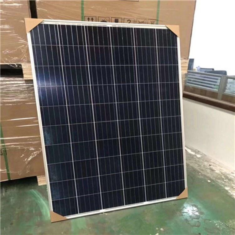 多晶太阳能组件回收 多晶太阳能发电板回收 西瑞尔光伏