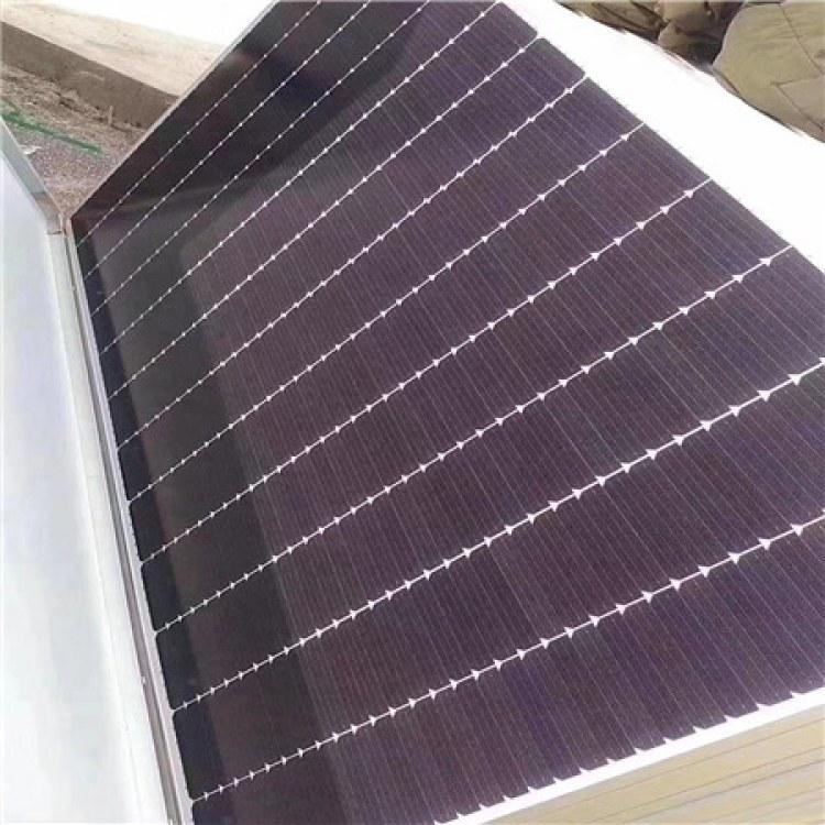 通威叠瓦小板组件 太阳能发电板 现货供应全网低价