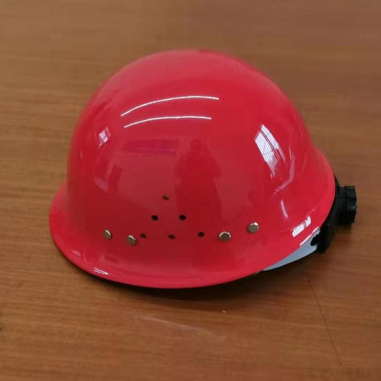 成都施工安全帽 石油建筑道路安全帽 多孔圓型安全帽