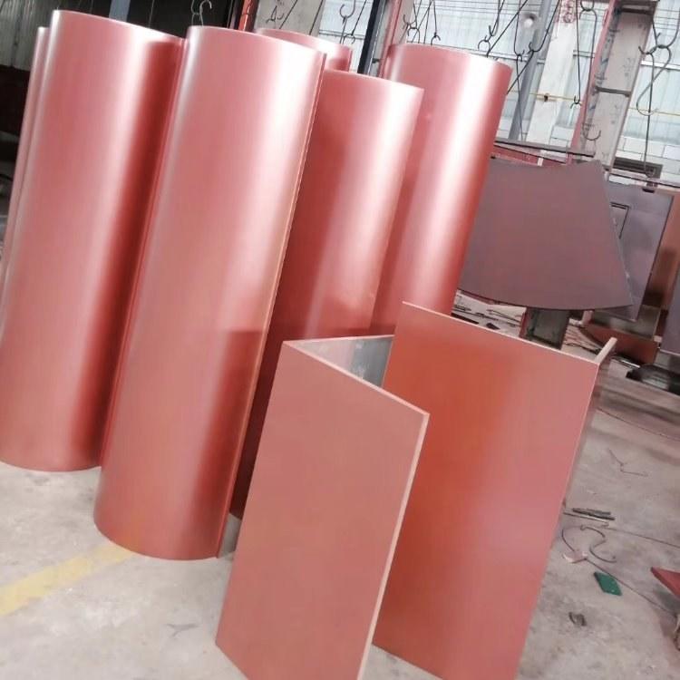 浩邦氟碳铝单板外墙工程质保15年