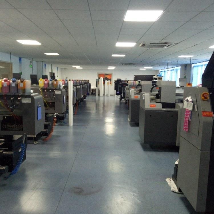数码印花 数码喷墨印花加工 彩渡 一米起印 提供品检报告