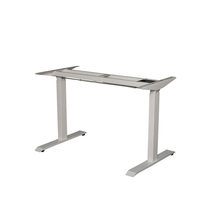 印方德柯 隐藏式电动升降桌架 可调节办公学习台 家庭办公两用 不含台面