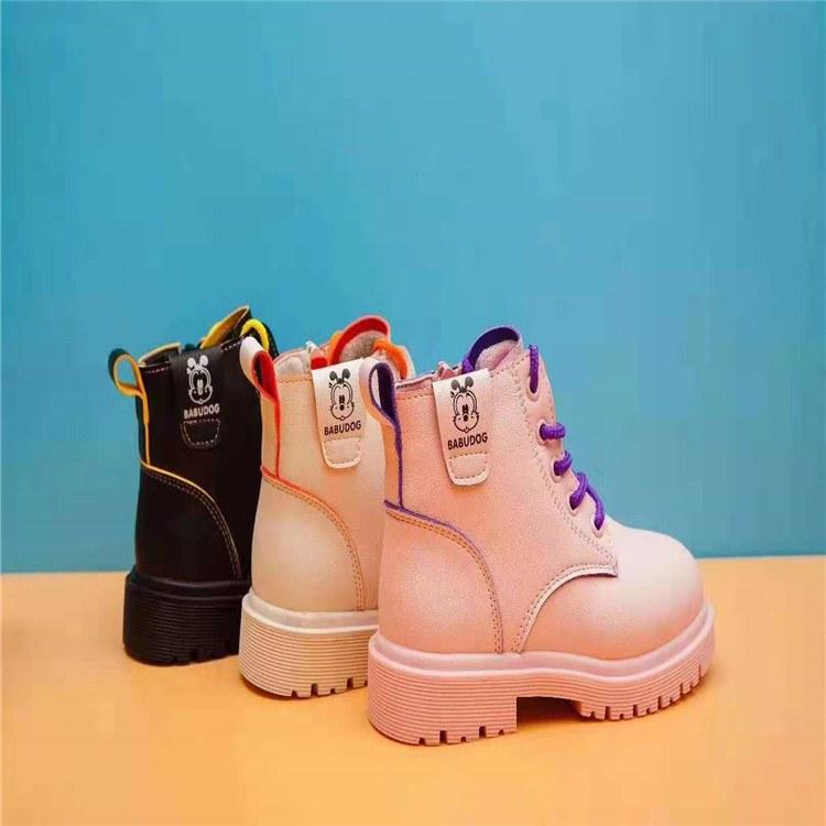 一线品牌专柜正品童装童鞋二棉鞋 巴布豆 安踏 迪士尼 品牌童鞋童装折扣批发