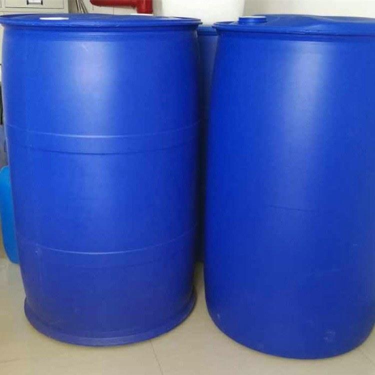 200升塑料桶圆桶200公斤化工桶出口塑料桶
