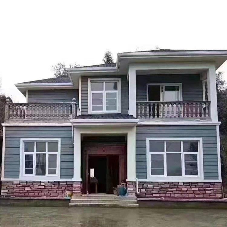 云南丽江市钢结构轻型别墅价格 三层钢结构别墅价格