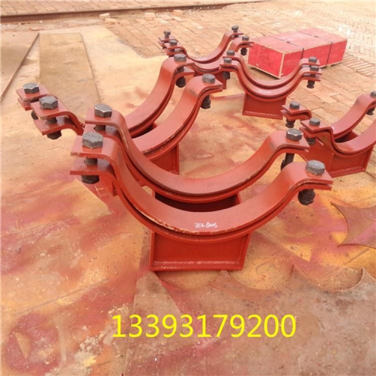厂家定制 Z5焊接滑动支座 水平管道管夹支座 型号齐全