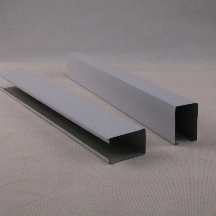 厂家直销 铝方通方管 型号多样不易玷污