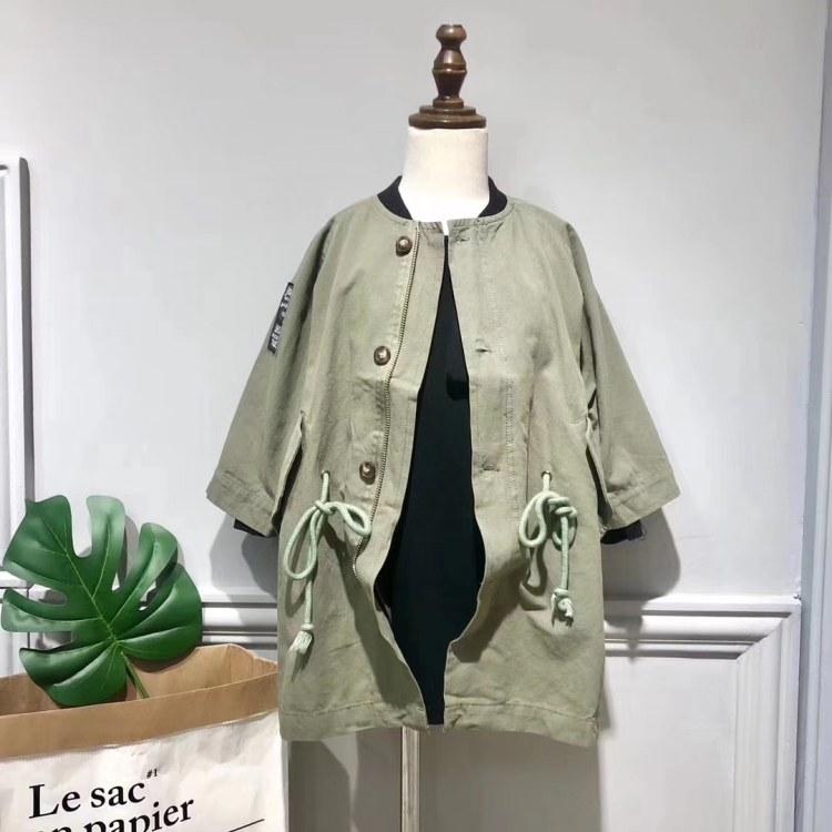 厂家批发 童装男女童春秋长袖三件套衣服儿童韩版套装韩国品牌 爸爸做的衣服
