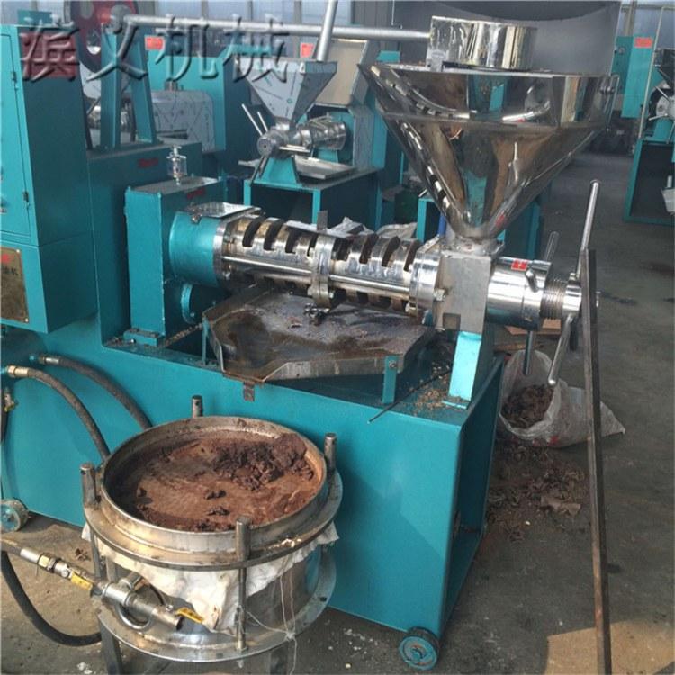 滨义机械企业供应全自动液压榨油机 家用商用榨油机 小型农村加工香油机