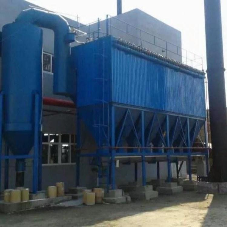脉冲布袋除尘器DMC-100 锅炉布袋除尘器 MC600高温脉冲粉尘处理装置 锐驰朗