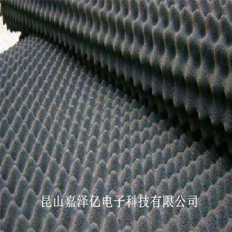 黑色聚氨酯PU海绵 3M黑色海绵双面胶带