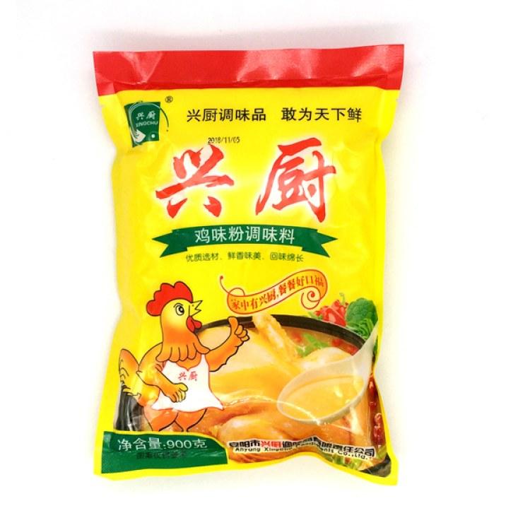 厂家直销 鸡汁调味料OEM代加工兴厨增鲜调味料可整箱批发