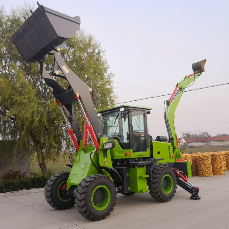 厂家直销940型小型装载机 多功能工程机械挖掘机型号齐全