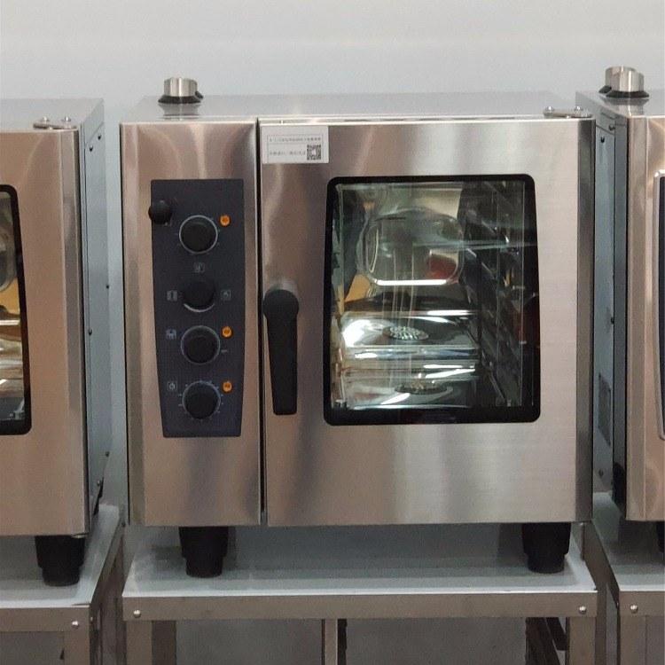 科尼10层电热触屏版蒸烤箱 蒸烤箱报告 环保节能 厂家直销