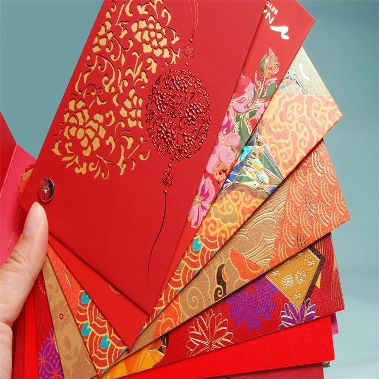 鼠年红包定做 就找印吧云印刷厂家 收费透明 点击咨询