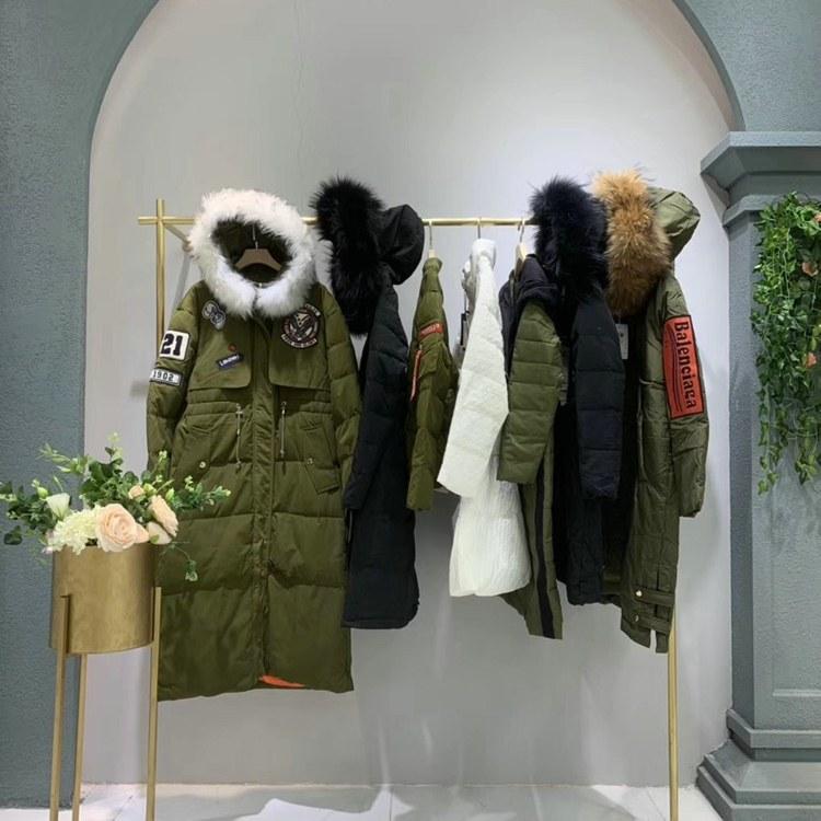 虫二女装品牌尾货批发 绿如兰品牌服装尾单货源 卡蕾尔实体店服装货源