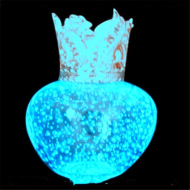 耀德兴夜光粉长效高亮环保夜光粉 工艺品饰品注塑发光粉 储能发光材料