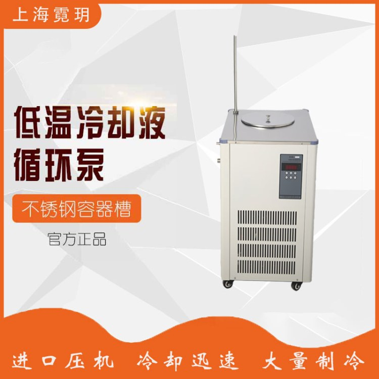 上海霓玥DLSB20-40L 密闭式低温 冷水机 冷却液循环泵 低温恒温槽
