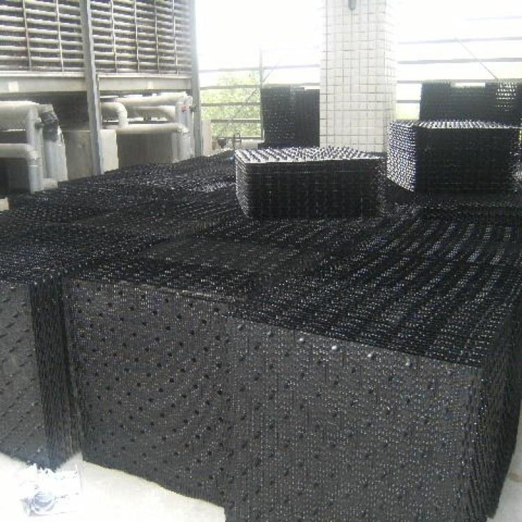 春泽环保供应冷却塔填料宽度915mm长度任意 方形冷却塔填料