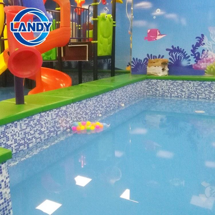 游泳池防水胶膜 别墅 婴幼儿童游泳池 均可使用 蓝尔迪胶膜施工方法指导