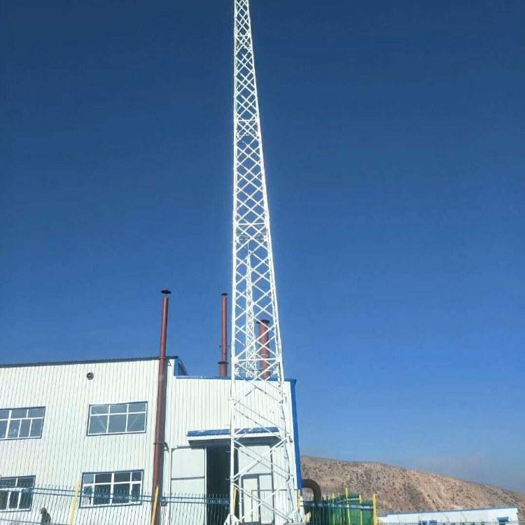 避雷塔 我公司专业生产避雷塔及附属件,可根据客户需求订制各类型铁塔