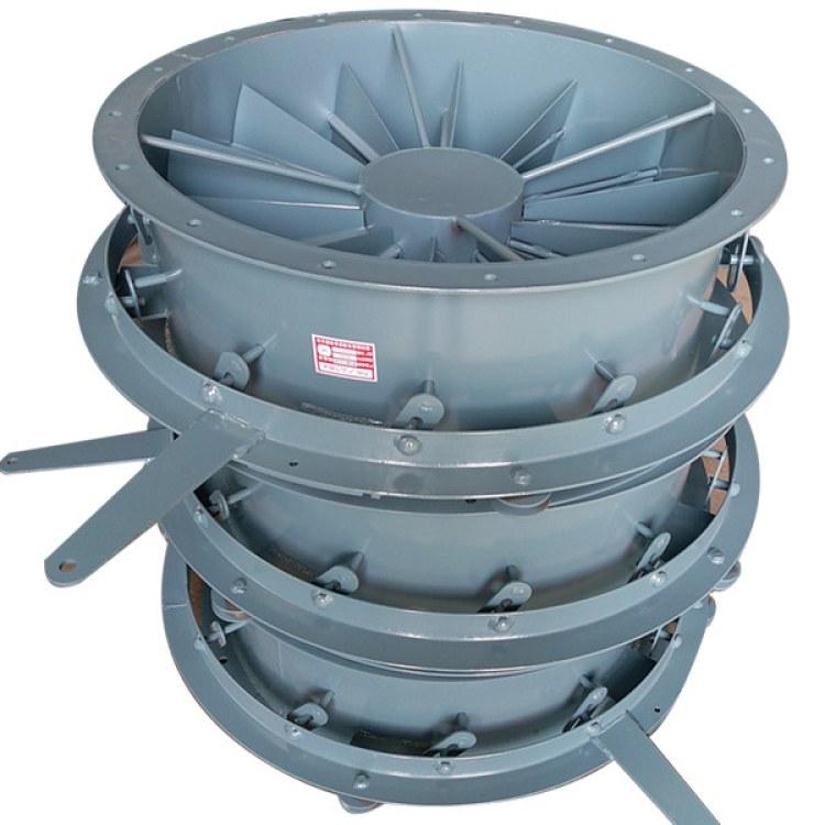 捷美离心风机圆形瓣式启动阀生产厂家